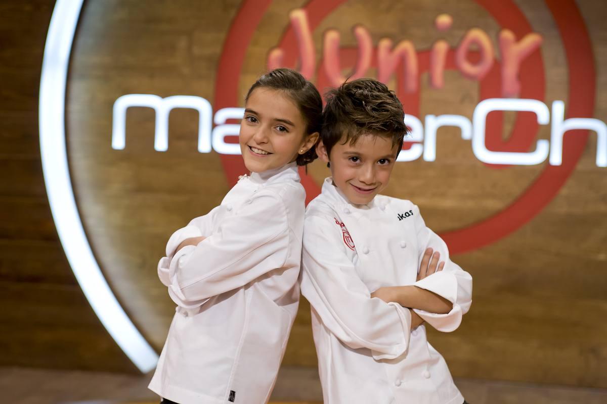 María y Lukas, protagonistas del Duelo Final
