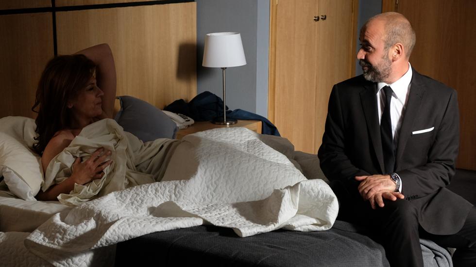 Servir y proteger - María y Osorio pasan la noche juntos