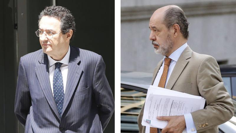 Dimiten los tres altos cargos del banco de espa a a los for Banco abierto sabado madrid