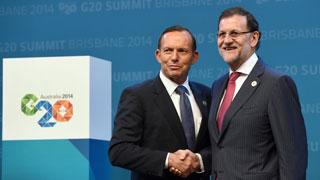 Mariano Rajoy ha pedido al G-20 que apliquen medidas que consoliden el crecimiento