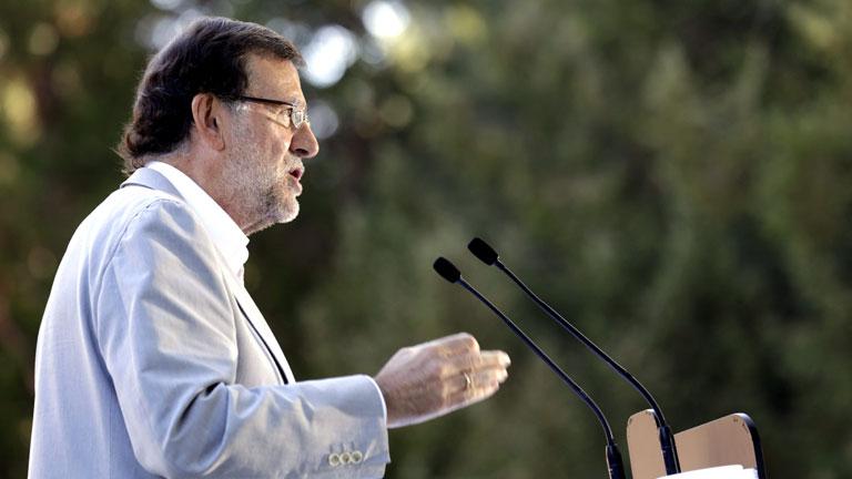 Mariano Rajoy hace balance de sus tres años de gobierno