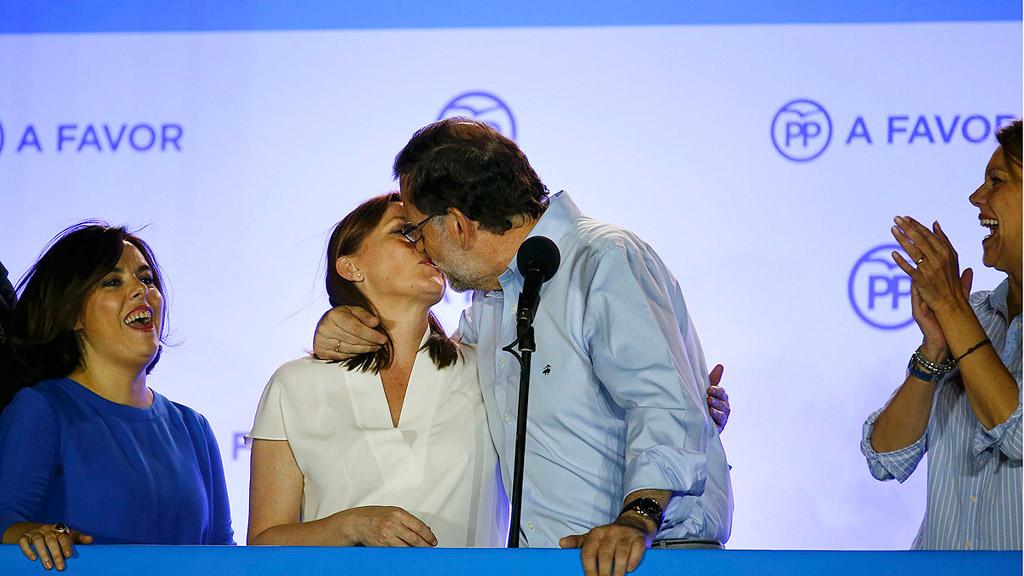 """Mariano Rajoy: """"Reclamamos el derecho a gobernar"""""""