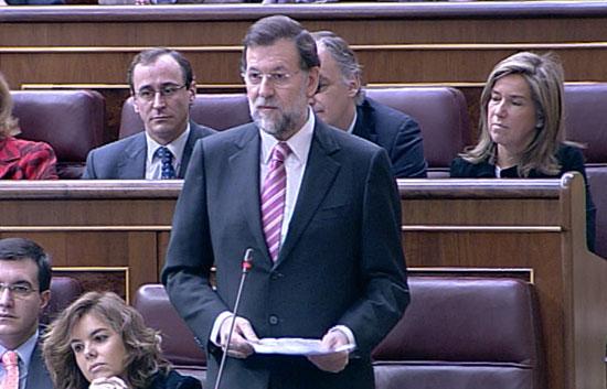 Rajoy exige una protesta formal a venezuela para que for Gobierno exterior