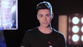"""Objetivo Eurovisión - Mario Jefferson: """"Con cuatro años iba todo el día por casa imitando a Michael Jackson"""""""