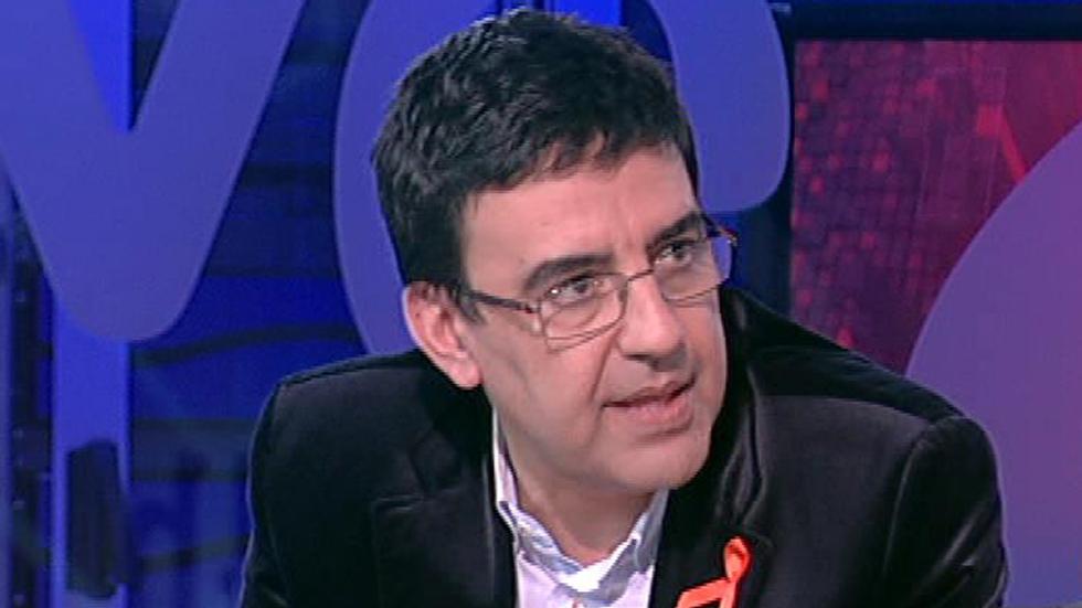 """Mario Jiménez (PSOE) defiende una """"relación simétrica"""" con el PSC, y no aclara qué protagonismo tendrán en el Congreso del partido"""