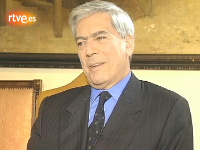 Negro sobre blanco - Mario Vargas Llosa