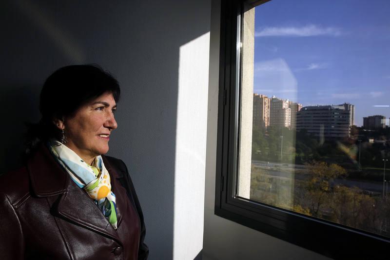 Marisol Casado, en una imagen reciente