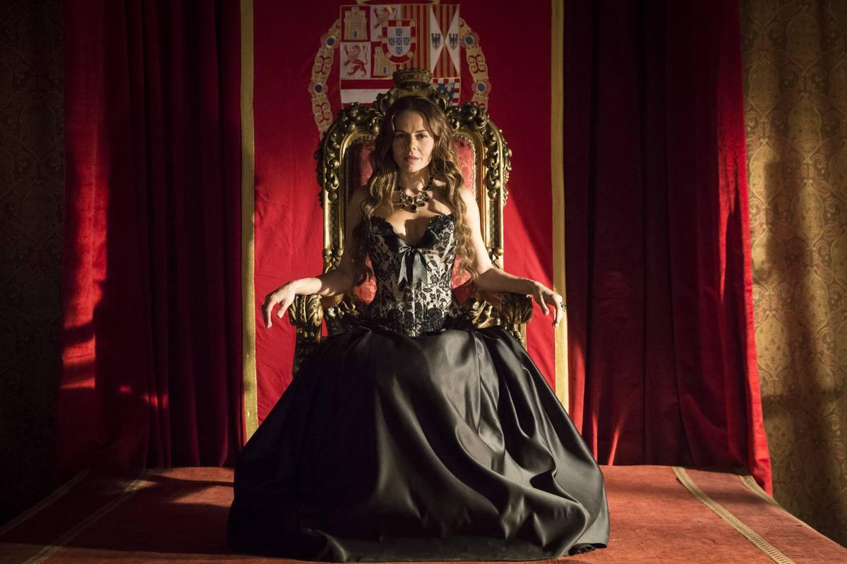 La Marquesa ya se ve como reina de las Españas pero no sabe lo que le espera