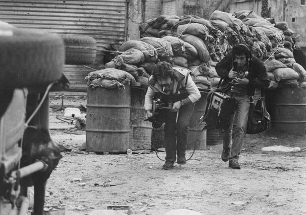Márquez ha trabajado en prácticamente todas las guerras que ha sufrido este planeta durante los últimos 40 años