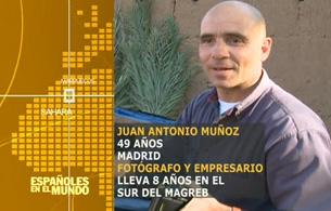 Españoles en el mundo - Marruecos - Juan