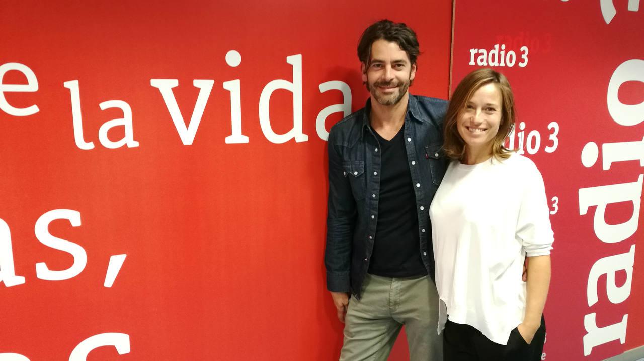 Marta Etura y Eduardo Noriega