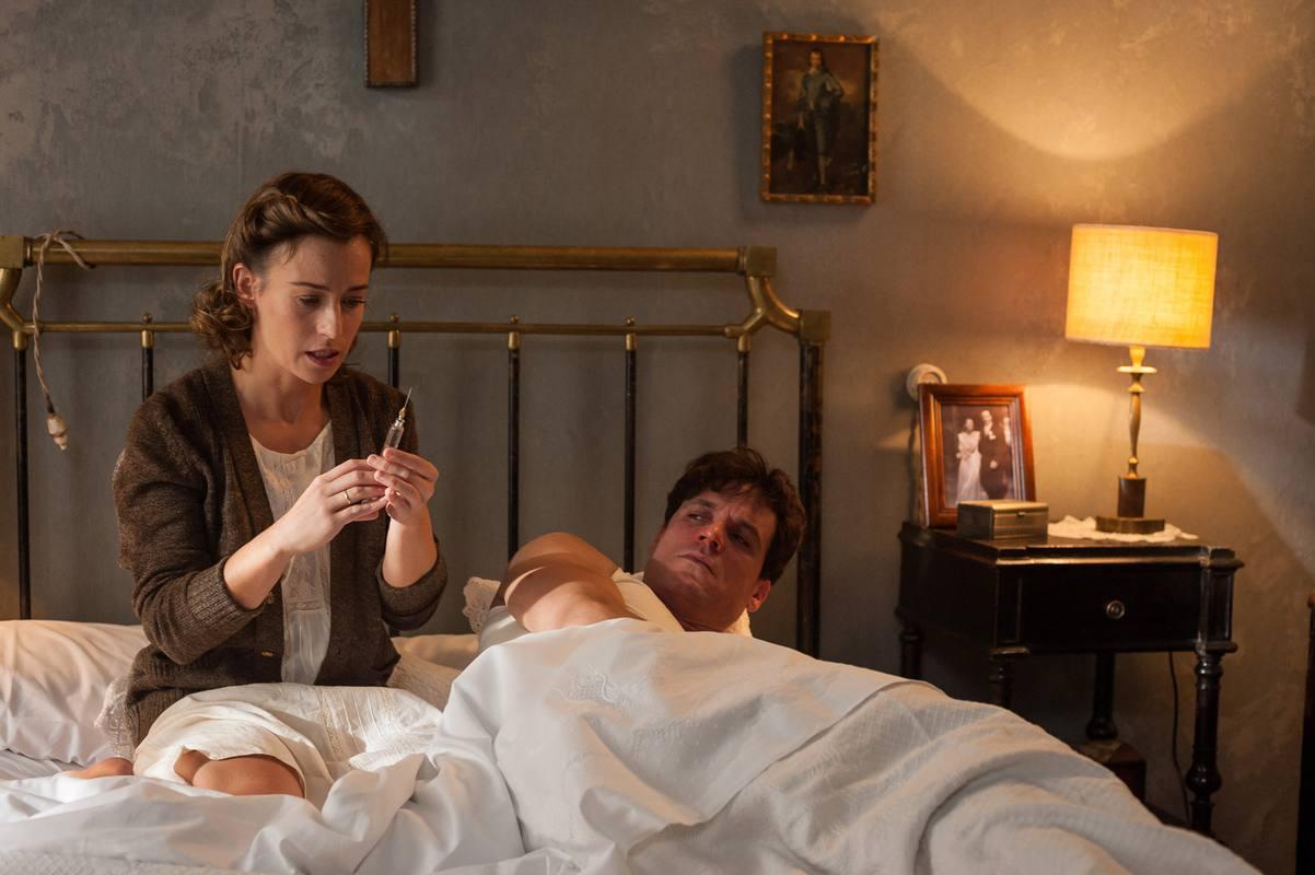 Marta (Marta Etura), una mujer con un futuro prometedor, se verá atrapada entre dos hombres
