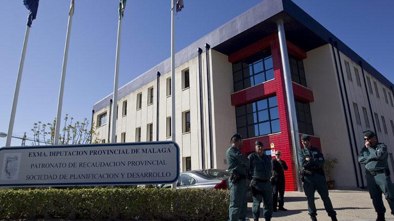 La Guardia Civil ha vuelto a detener al exalcalde de Alcaucín, José Manuel Martín Alba