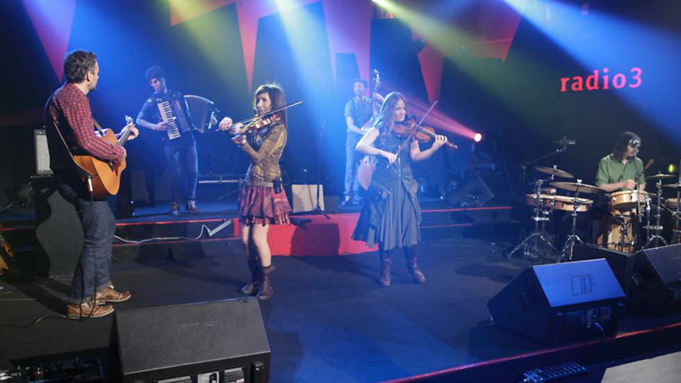 Los conciertos de Radio 3 - Martina Quiere Bailar