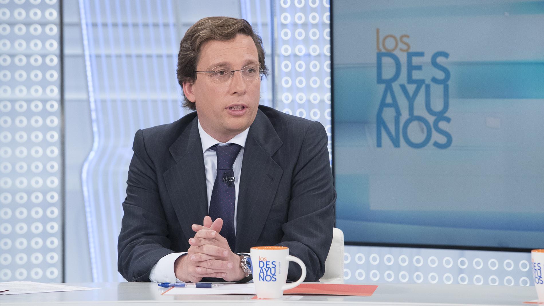 """Ir al VideoMartínez-Almeida (PP): """"Tenemos muchos problemas en la ciudad de Madrid como para hablar de candidatos"""""""