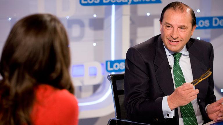 Martínez Pujalte asegura que Rodrigo Rato comparacerá en el Congreso