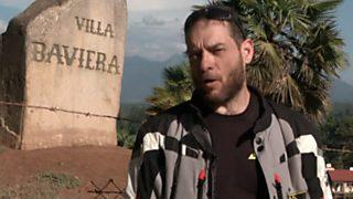 Diario de un nómada - El martirio de Pedro de Valdivia
