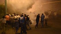 Más de 165 detenidos y 60 hospitalizados tras una noche de disturbios en Armenia