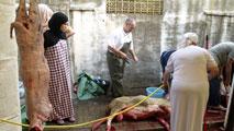 Ir al VideoMás de 1,8 millones de musulmanes en España celebran la fiesta del sacrificio del cordero