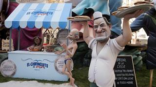Más de 700 monumentos falleros arderán en la cremà