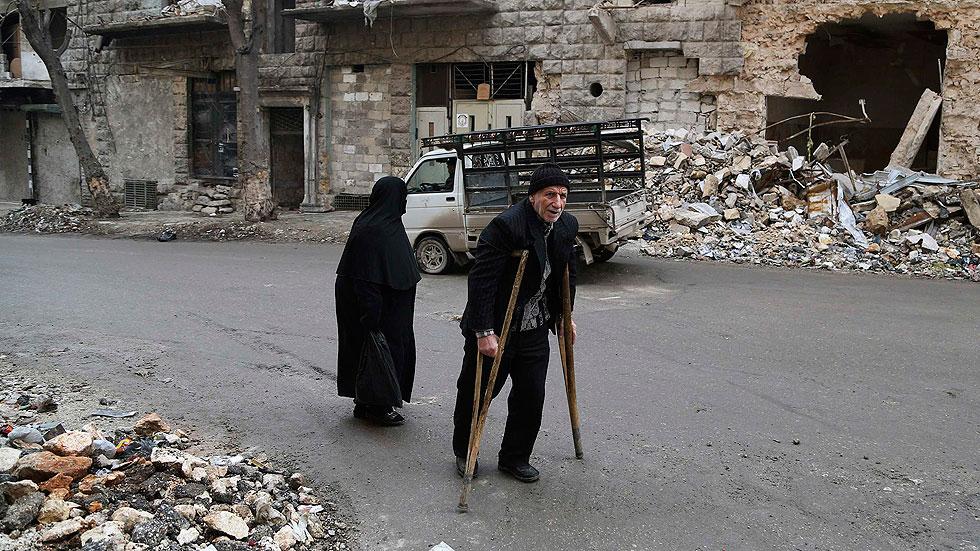 Más de 76.000 personas han muerto en la guerra siria durante el 2014