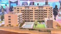 Ir al VideoMás de 90 empresas han pasado por el Salón Inmobiliario en Madrid