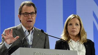 """Mas califica de """"éxito total"""" la consulta, que deja """"claro"""" que Cataluña """"quiere gobernarse"""" sola"""