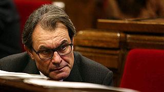 Artur Mas cree que el Gobierno busca su inhabilitación con la querella de la Fiscalía por el 9N