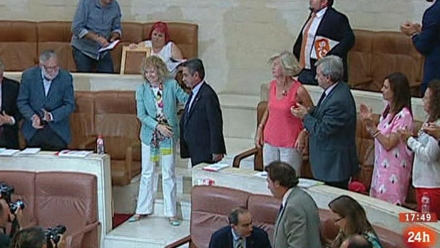 Parlamento - Otros parlamentos - Más investiduras - 04/07/2015