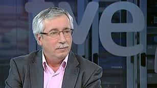 Toxo anuncia que los sindicatos preparan nuevas movilizaciones contra la reforma laboral
