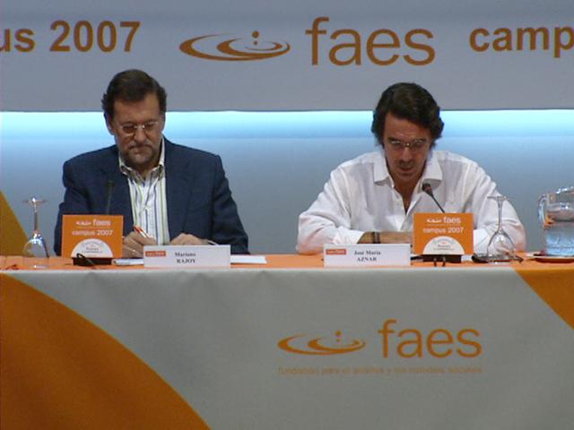 Más papeles de Wikileaks, ahora sobre Aznar y Rajoy
