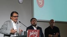 """Ir al VideoMas pide a los catalanes que desoigan las voces """"interesadas"""" de los líderes europeos contrarios a la secesión"""