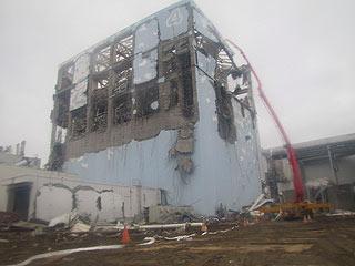 Los problemas no cesan en la central nuclear de Fukushima (Japón)
