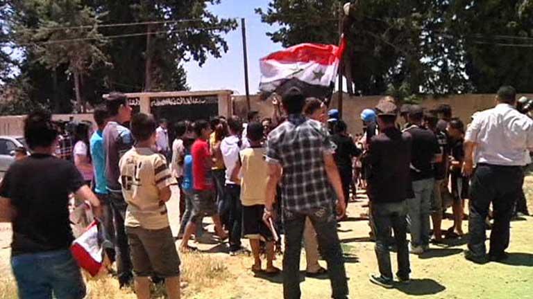 "Siria está ya en la ""lista de la vergüenza"" de la ONU"