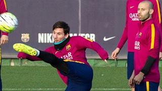 """Mascherano: """"No veo razón para que el Barça y Messi se tengan que divorciar"""""""