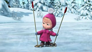 Vacaciones sobre hielo