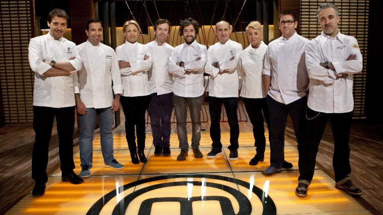 21 estrellas michelin llenan la cocina de masterchef for Estrella michelin cocina