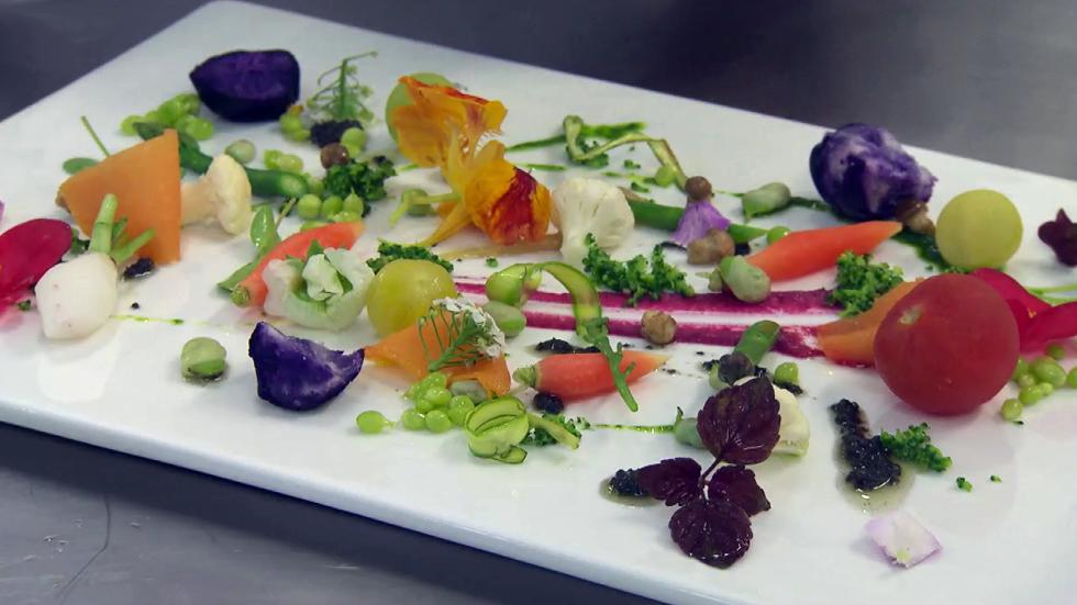 Masterchef 3 clase de cocina francesa en el basque for La nueva cocina francesa