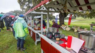 MasterChef 5 - Cocina de riesgo bajo la lluvia