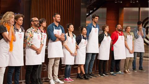 MasterChef Celebrity - Edición especial de 'Sí, Chef' con los 12 aspirantes de MasterChef Celebrity 2