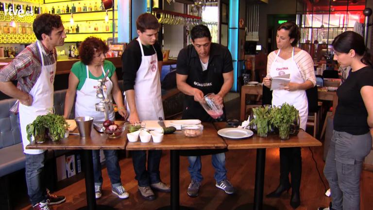 Formaci n masterchef clase de cocina mexicana - Curso de cocina masterchef ...
