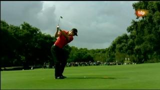 Golf - Masters Andalucía, 1ª jornada (1)  - 27/10/11