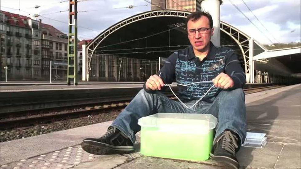 Órbita Laika - Una de mates - Matemáticas con jabón