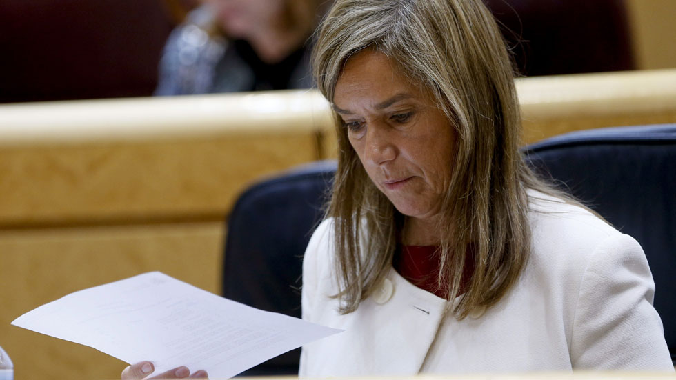 El juez Ruz considera que la ministra de Sanidad, Ana Mato, se lucró de la trama Gürtel