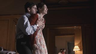 La sonata del silencio - Mauricio viola a Elena