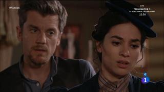 "Acacias 38 - Mauro: ""Teresa, tú eres Cayetana. Ella ha usurpado tu vida."""