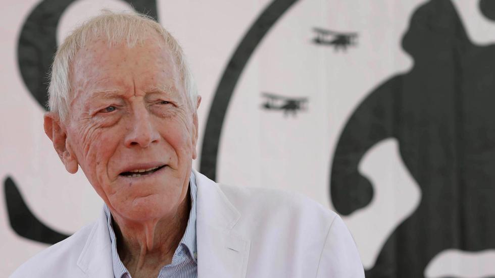 Max Von Sydow, Premio Honorífico en Sitges