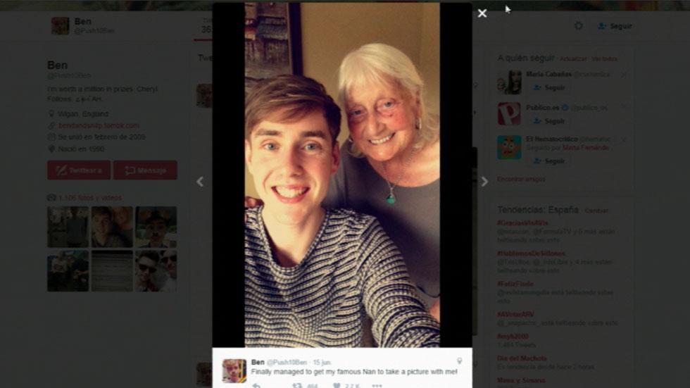 May, la abuela que busca en Internet de una manera peculiar, último fenómeno viral