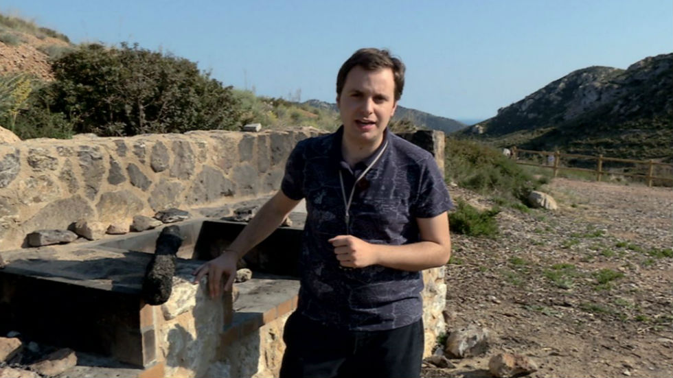 Aquí la tierra - El mayor incendio de las Baleares