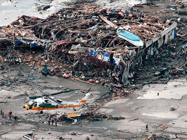 El mayor terremoto de la historia de Japón